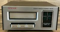 Craig H240 8 Eight Track Stereo Deck Player