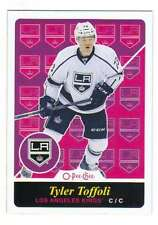 2015-16 O-Pee-Chee Hockey Retro Parallel #334 Tyler Toffoli Kings