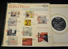 Paul Quinichette Randy Weston Gene Quill Mat Mathews Al Cohn Dawn 1123
