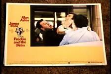 FREEBIE AND THE BEAN 1974 LOBBY CARD #3 ALAN ARKIN