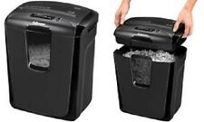 Fellowes destructeur de documents Powershred M-8C, noir, 15 litres