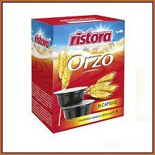 128 CAPSULE CIALDE ORZO TE' THE GINSENG RISTORA COMPATIBILI LAVAZZA A MODO MIO