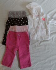 Girls Baby 3 month clothes lot Carter's  Infant Fall