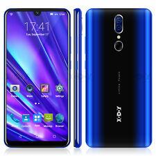 "Xgody 6.26"" Cheap Unlocked Mobile Smart PHONES Android 9.0 Smartphone 2sim 16gb"