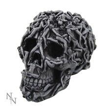 Skull Ornament Hell's Desire Gothic Art Gifts Figurine Decor Figure Statuette