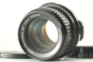 【NEAR MINT】 SMC Pentax 67 105mm F/2.4 Late Model Lens for 6x7 67 II  from JAPAN