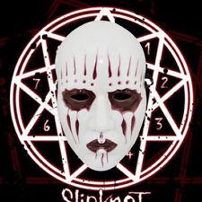 Slipknot Band Joey Jordison Unique Resin Mask Halloween Cosplay Props Masks