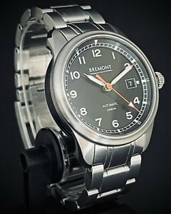 Bremont Airco Mach 1 • Full Set • Warranty to Feb 2023 • Free Shipping