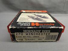 Hornady .270 Win Full Length 2 Die Set #044300