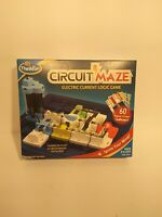 ThinkFun Circuit Maze Electric Current Logic Game STEM Toy Circuitry COMPLETE!