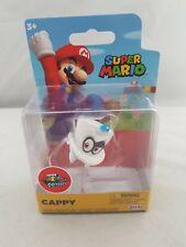 """SUPER MARIO CAPPY 2"""" FIGURE  from Super Mario Odyssey nintendo"""