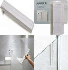 Joseph 70535 Easystore Compact Shower Squeegee - Grey/White Small