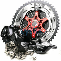 New SRAM GX Eagle 12-speed Groupset w/ 11-50T cassette for 10/11s Rear Hub