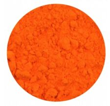 NDED Mica Pigment High Grade 5g Painting Soap Candle Art Paint 2312 Pure orange