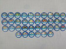 Pokemon Master Trainer Spares - 36 Blue Chips