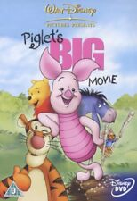 Winnie The Pooh - Piglets Big Movie DVD NEW dvd (BED888565)