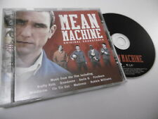 MEAN MACHINE FILM SOUNDTRACK CD ALBUM DREADZONE MADNESS DARIO G ROBBIE WILLIAMS