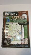 All Outdoors Atlas & Field Guide Southern MIchigan Hunting, Fishing, Camping