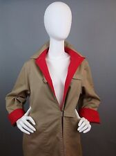 True Vintage Bonnie Cashin For Russel Taylor Weatherwear Trench Coat