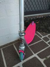 Razor Kick 2 wheel Scooter Pink with break pedal