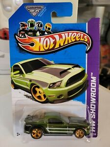 2013 Hot Wheels Super Treasure Hunt '10 Ford Shelby GT500 Carded