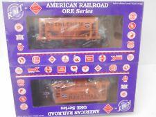 RMT-96719-1 Bethlehem Steel 70 Ton Ore Car Set of (2) Cars BRAND NEW  O Gauge