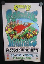 """Camp Lo - Ragtime Hightimes Mint- Poster 17""""x11"""" 2015"""