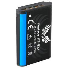 SK Batteria per Sony np-bx1 | 1100mah | 1065144 | rx100 II III IV V hx60v hx90v hx400v