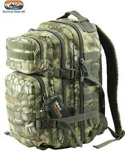 Kombat Raptor Kam Jungle Small Assault back pack daysack 28 Litre Airsoft