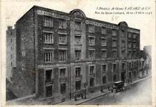 CPA PARIS (14e) Rue du St-Gothard. Librairie Artheme FAYARD et Cie (563257)