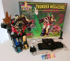 Mighty Morphin Power Rangers Thunder Megazord, Red Dragon, Boxed.