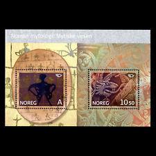 Norway 2006 - Mythology - Sc 1472 MNH