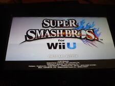 Wii U Console Bundle 343 Games  Zelda Breath + DLC ,Mario Kart 8,Smash Bros