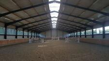 Stahlhalle 20x75x5,20 m Industriezelt Lagerzelt Stahlbau Hallenbau Carlo