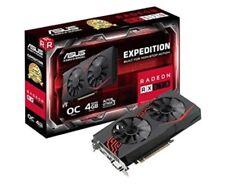Asus Radeon RX 570 -04 G Noir/Rouge 4 Go 3.0 x16 DVI Carte graphique