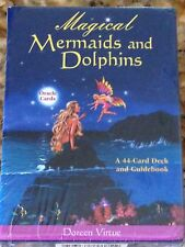 Magical Mermaids and Dolphins by Doreen Virtue NEW sealed
