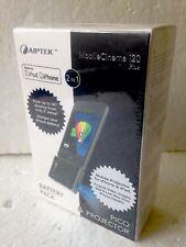 Aiptek Mobile Cinema i20 Plus Pico Video Projector For Apple Iphone 4,4s&ipod.