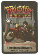 16 Lost Coast Arrgh! / Fogcutter Double IPA Beer Coasters
