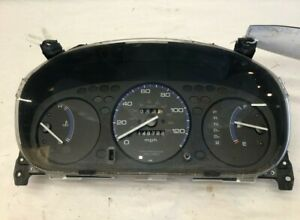 HONDA CIVIC 1999 Speedometer Instrumental Cluster Sedan Base Canada Market OEM