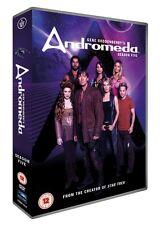 ANDROMEDA Stagione 5 Serie Completa BOX 6 DVD in Inglese NEW .cp