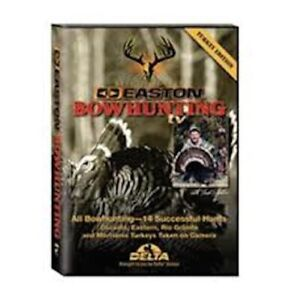 EASTON - Bow hunting TV - DVD Best Of Turkey! - Bowhunting DVD - USA