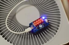 New PM2.5 air quality detector sensor laser measuring instrument haze