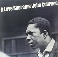 John Coltrane - A Love Supreme - 180 Gram Vinyl LP (New & Sealed)