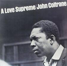 John Coltrane - A Love Supreme - 180 Gram Vinyl LP (New & Sealed)
