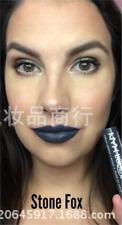 NYX Liquid Suede  STONE FOX Cream Lipstick Waterproof Lip Gloss Makeup WPB