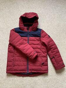 Tog 24 Boys Winter Coat Ski Jacket Aged 12  158 Excellent Condition
