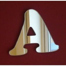 Funky Letter A Acrylic Mirror (Several Sizes Available)