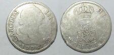 1 piece de 2 real en argent Espagne 1776
