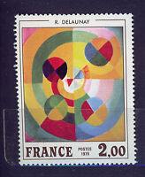 FRANCIA/FRANCE 1976  MNH YT.1869 MI.1982 Painting by Robert Delaunay
