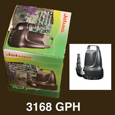 3168 GPH Submersible Pump for Koi Goldfish Pond Waterfall Jebao JGP12000